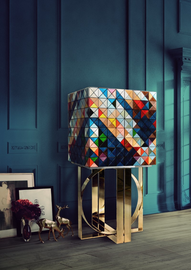 boca do lobo Boca do Lobo: Discover Which Are Our Most Iconic Pieces Pixel Cabinet by Boca do Lobo
