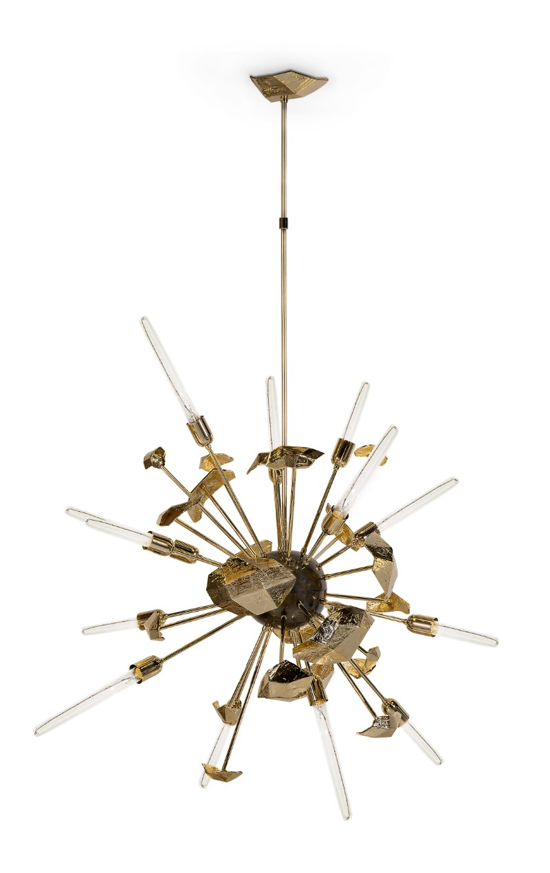 boca do lobo Boca do Lobo: Discover Which Are Our Most Iconic Pieces Supernova Chandelier by Boca do Lobo