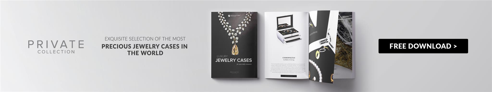 Jewelry Cases Ebook Boca do Lobo boca do lobo Boca do Lobo: Discover Which Are Our Most Iconic Pieces precious jewelry cases in the world banner