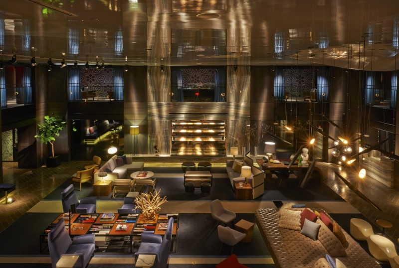 hotel paramount Hotel Paramount New York' Inspiring Design Project by Philippe Starck 58