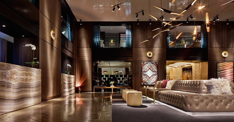 hotel paramount Hotel Paramount New York' Inspiring Design Project by Philippe Starck WD20181106 SonyHall 10