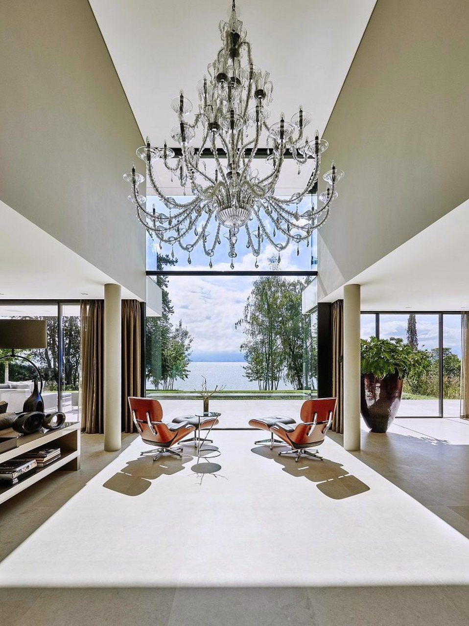 boca do lobo Boca do Lobo's Most Remarkable Interior Design Projects Eric Kuster Lakeside Villa entryway architecture design projects boca do lobo 2