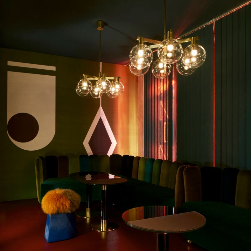 India Mahdavi's Most Flamboyant and Artsy Restaurant Design india mahdavi India Mahdavi's Most Flamboyant and Artsy Restaurant Design Mahdavis Most Flamboyant and Artsy Restaurant Design 3