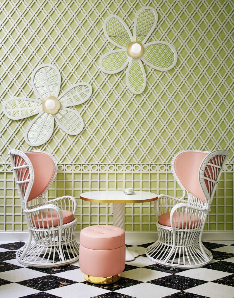 India Mahdavi's Most Flamboyant and Artsy Restaurant Design india mahdavi India Mahdavi's Most Flamboyant and Artsy Restaurant Design Mahdavis Most Flamboyant and Artsy Restaurant Design 4