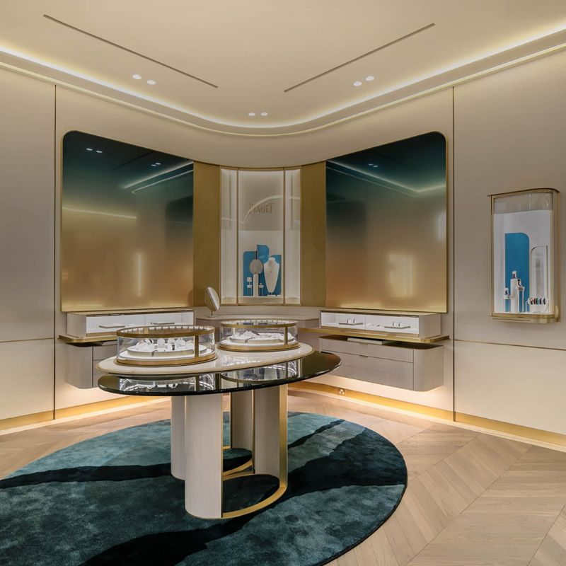 Piaget Store's Unique Design Concept: A Project by TPG Architecture piaget Piaget Store's Unique Design Concept: A Project by TPG Architecture 20ec0a4dbbd2438cd31ff4a3fe44ed119a21b2e3