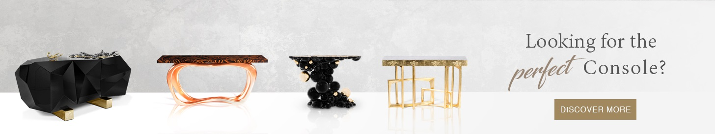 Console Tables Boca do Lobo interior design projects Top 10 Interior Design Projects That Enhance Summer Vibes bl consoles 750