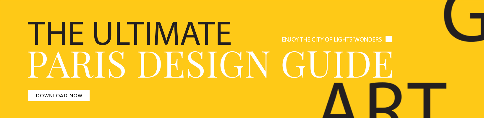 The Ultimate Paris Design Guide banner 20EBOOK 20ARTIGO 20