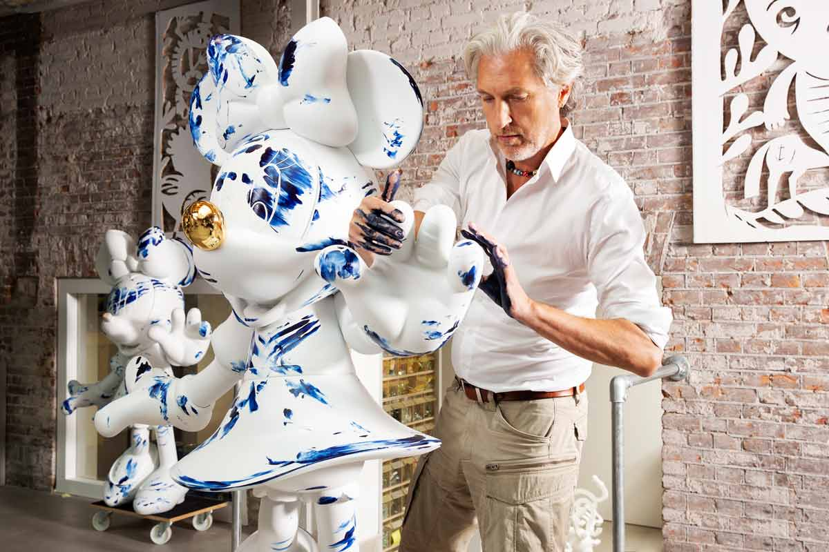 One Minute Mickey & Minnie – Marcel Wanders