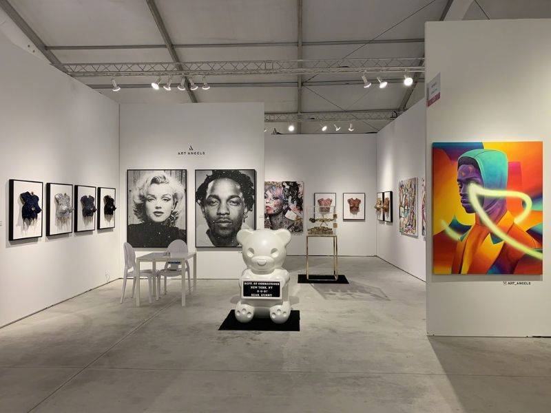 What To Do In Miami During Fort Lauderdale International Boat Show'19 art gallery