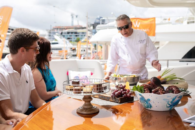 What To Do In Miami During Fort Lauderdale International Boat Show'19 gastronomy