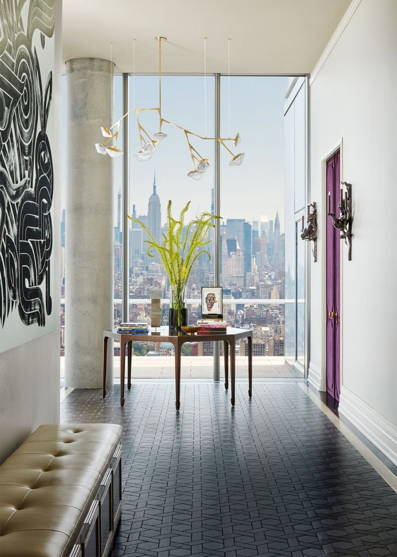 Living In The Clouds - A Modern New York Apartment (7) Living In The Clouds A Modern New York Apartment 7
