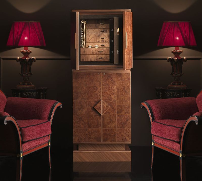 Iconic And Luxury Safes: Crafstmanship Pieces By High-End Brands agresti safe