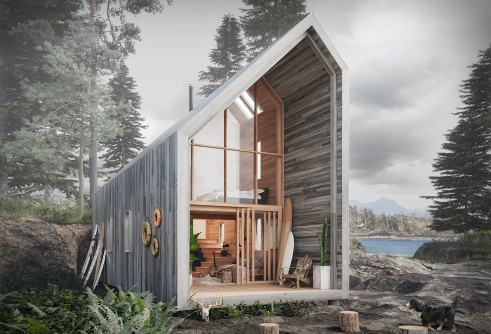 THE BACKCOUNTRY HUT COMPANY – BHC MODULAR CABINS