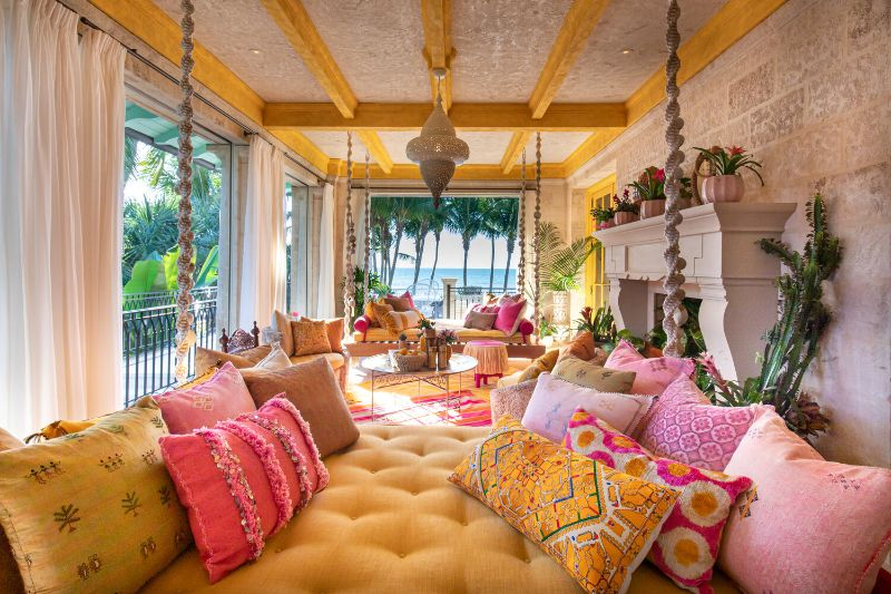 Gulf Coast Home, A Pastel-Colored Paradise By Kelly Behun Gulf Coast Home A Pastel Colored Paradise By KellyBehun 2