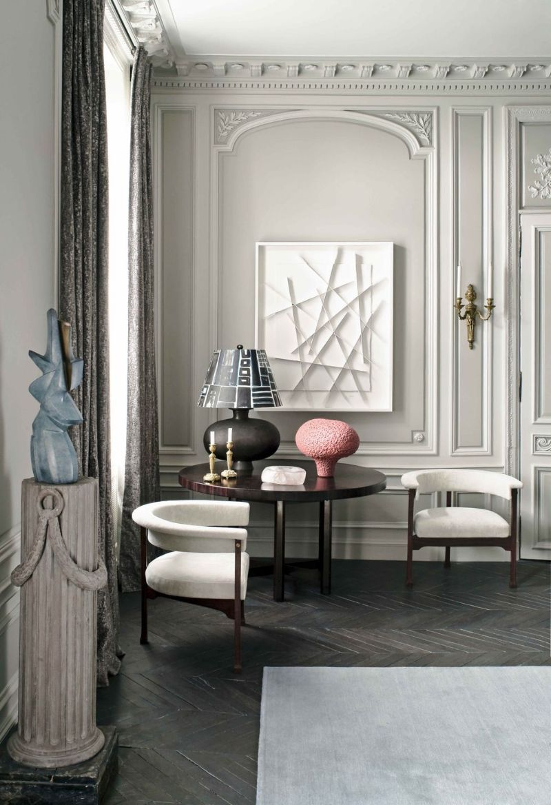 Jean Louis-Deniot's Empire-Era Elegance In A Parisian Luxury Home JeanLouis Deniots Empire Era Elegance In A Parisian Luxury Home 2