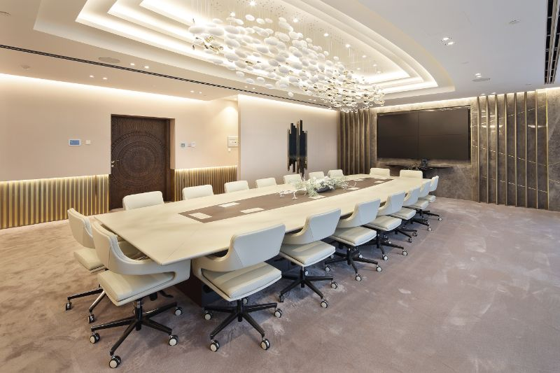 A Luxury And Contemporary Office Design By Sicilia Shine (11)   A Luxury And Contemporary Office Design By Sicilia Shine 11