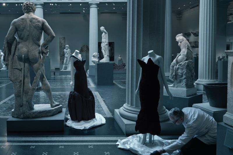 "Unraveling Details About Met Gala's ""About Time: Fashion and Duration""   Discover The Luxury Fashion Garments Behind The Postponed Met Gala 11"