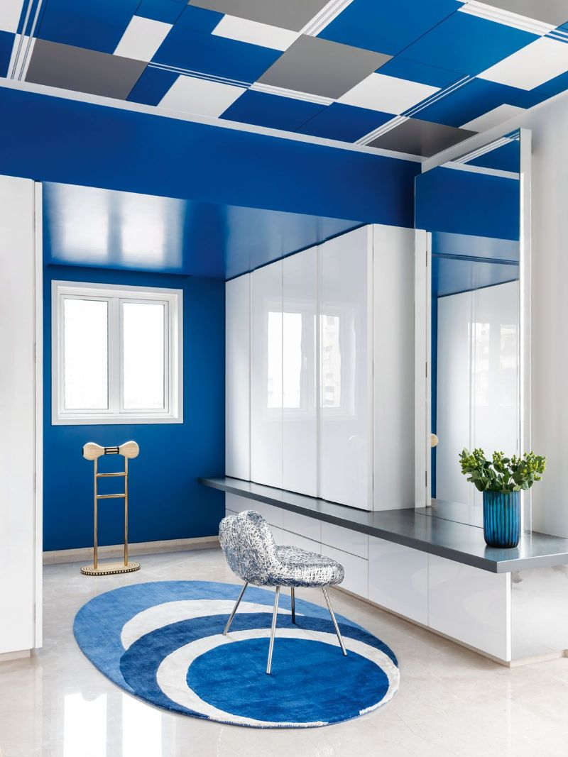 Get The Look Of This Colorful Luxury Home Inspired By Pop Art 22