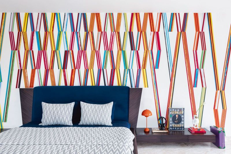 Get The Look Of This Colorful Luxury Home Inspired By Pop Art 8