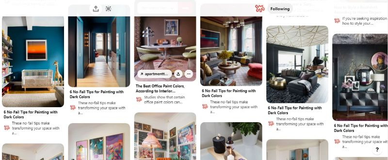 Pin It Like You Mean It! Top 10 Pinterest Accounts To Discover ft   apartment therapy