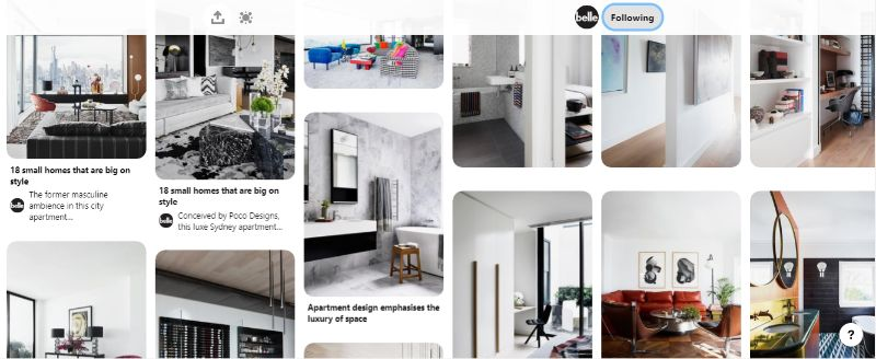 Pin It Like You Mean It! Top 10 Pinterest Accounts To Discover   belle magazine