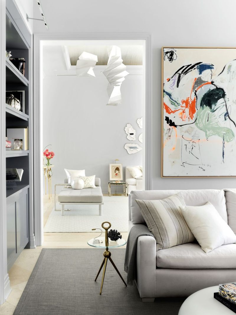 A Luxury Home Filled With Adventurous Paintings And Sculptures   A Luxury Home Filled With Adventurous Paintings And Sculptures 5