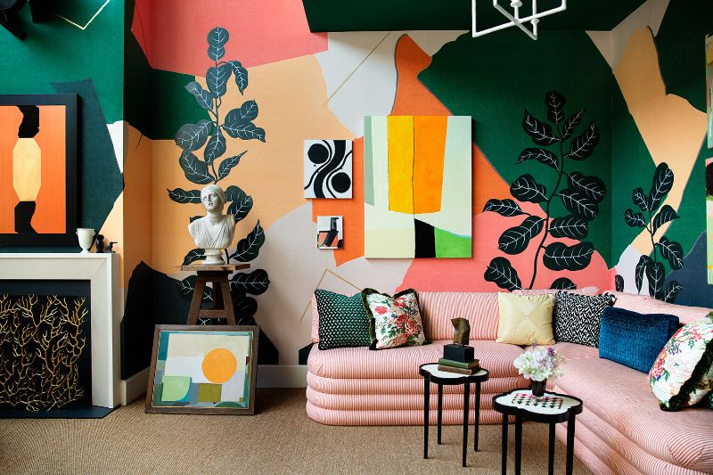 Colorful Tips and Tricks For A Stunning Modern Home