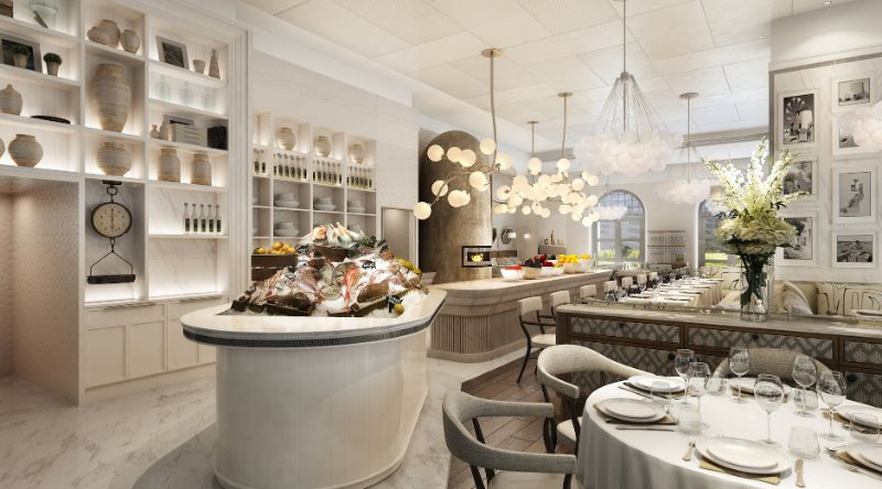 Dubai's Top 10 Luxury Restaurants For One Thousand and One Experiences   Gaia