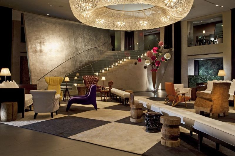 Inside Hotel Paramount In New York: A Masterpiece By Philippe Starck   Hotel Paramount New York 2  3