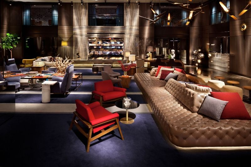 Inside Hotel Paramount In New York: A Masterpiece By Philippe Starck   Hotel Paramount New York 4