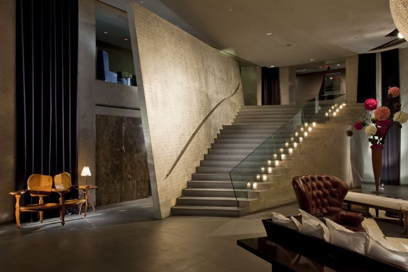 Inside Hotel Paramount In New York: A Masterpiece By Philippe Starck   Hotel Paramount New York 6