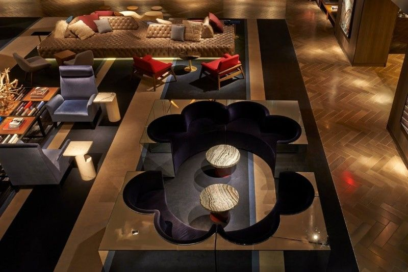 Inside Hotel Paramount In New York: A Masterpiece By Philippe Starck   Hotel Paramount New York 8