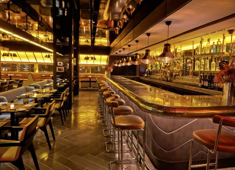 Inside Hotel Paramount In New York: A Masterpiece By Philippe Starck   Hotel Paramount New York 9