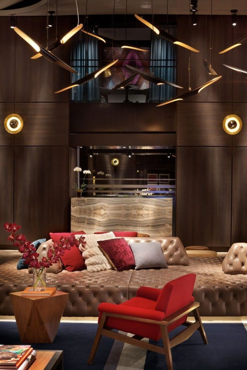 Inside Hotel Paramount In New York: A Masterpiece By Philippe Starck   Hotel Paramount New York