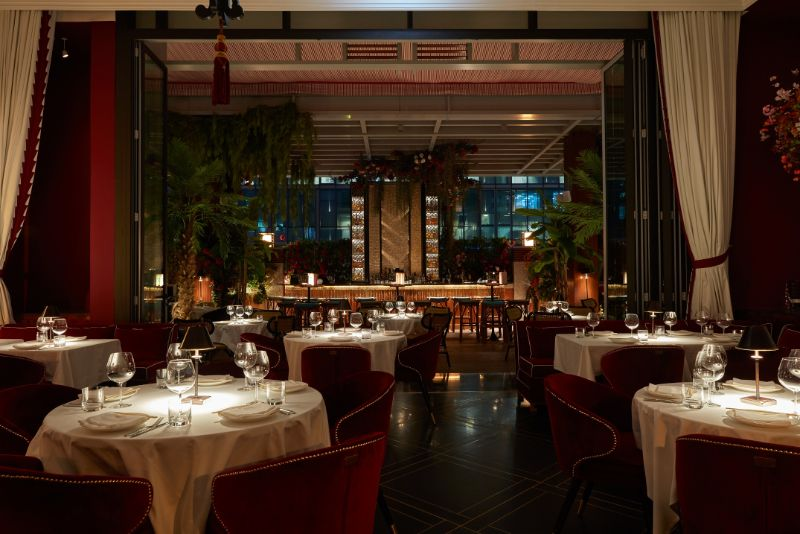 Dubai's Top 10 Luxury Restaurants For One Thousand and One Experiences   Indochine