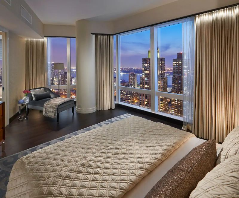 The Five Most Expensive Vacations Spot In The World   Suite 5000 at the Mandarin Oriental NYC 2