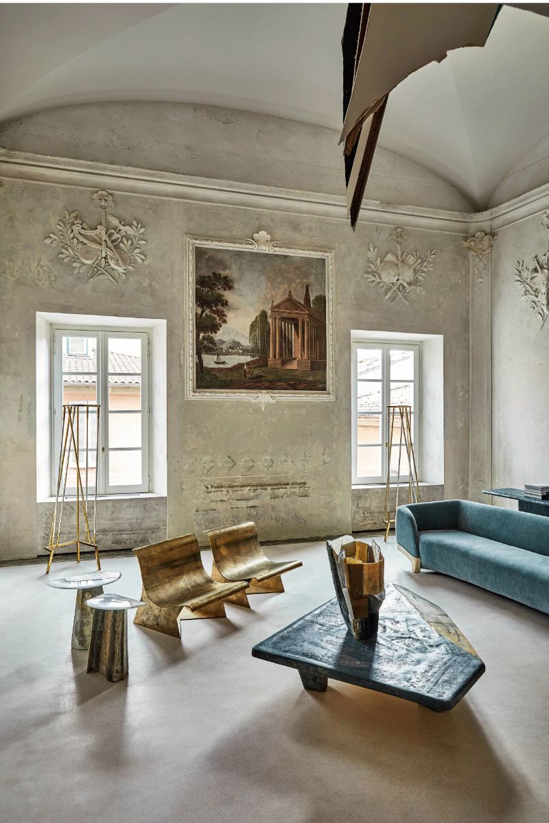 An 18th Century Tuscan Villa Transformed By Vincenzo De Cotiis