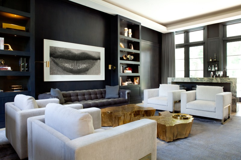 A Modern And Ecclectic Interior Design Project   A Modern And Ecclectic Interior Design Project