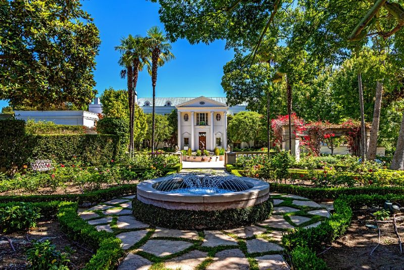 From London To Texas: The 10 Most Expensive Homes In The World   Casa Encantada Bel Air California