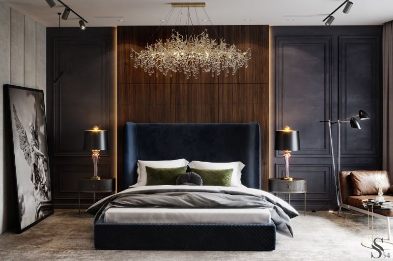 Home Decór Renovation: Modern Bedroom Design Ideas To Inspire You   Contemporary Bedroom Designs That Will Help You Rest In Style 17