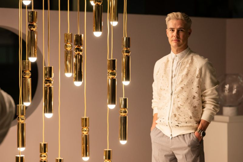 Lee Broom's Incredible and Luminious Creations