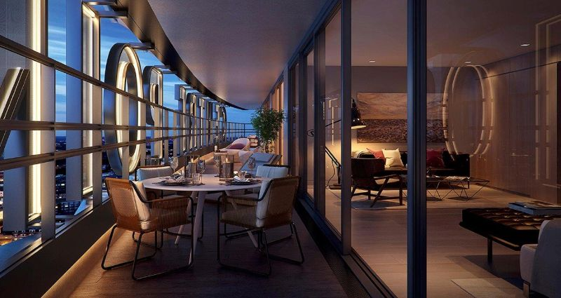 Luxury Penthouse With A 360º View Of The Heart Of London (10)   Luxury Penthouse With A 360   View Of The Heart Of London 10
