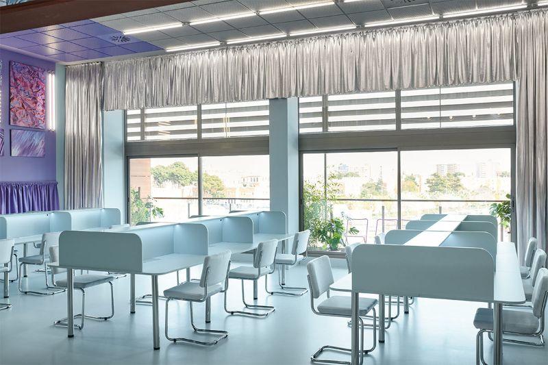 Masquespacio's New Fringelicious Office Design in Valencia   Masquespacios New Fringelicious Office Design in Valencia 9