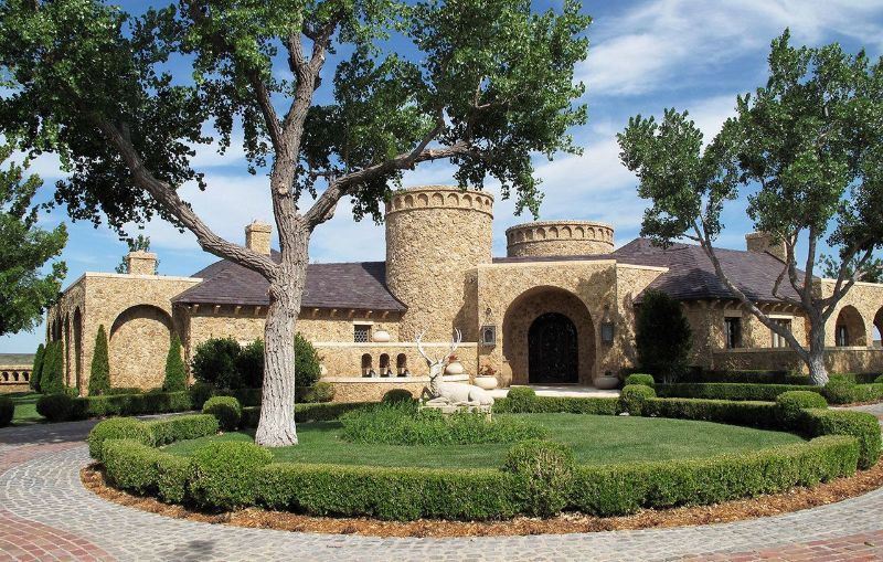 From London To Texas: The 10 Most Expensive Homes In The World   Mesa Vista Ranch Pampa Texas
