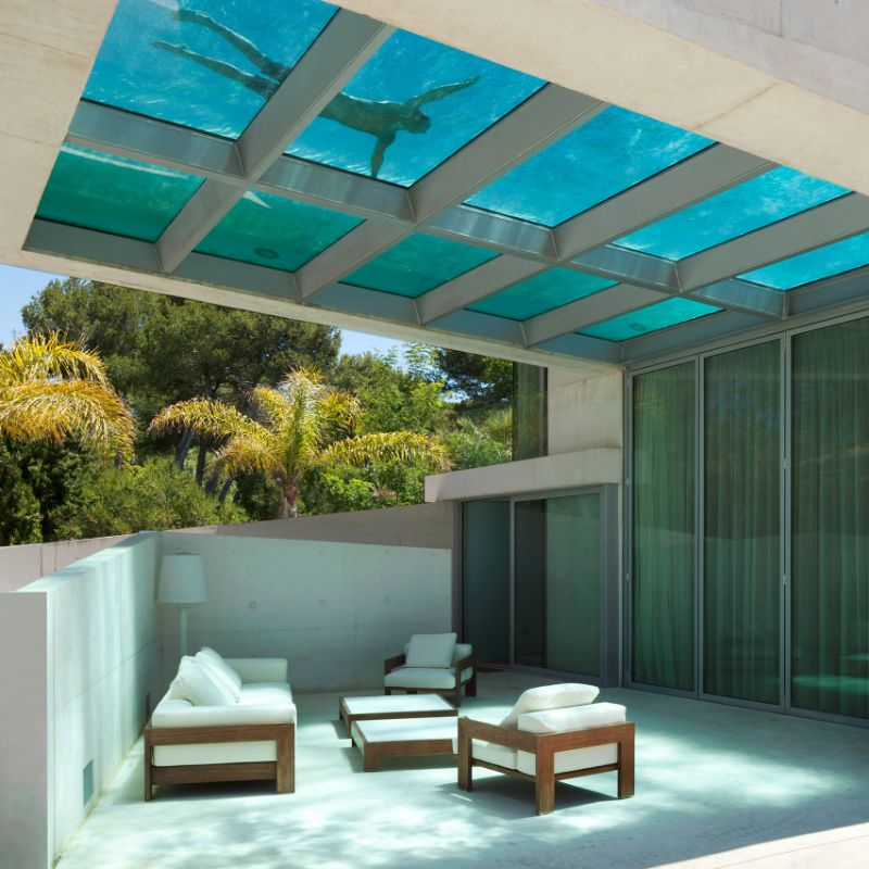 11 Exclusive Swimming Pool Designs Inspired By Modern Architecture (7) 11 Exclusive Swimming Pool Designs Inspired By Modern Architecture 7