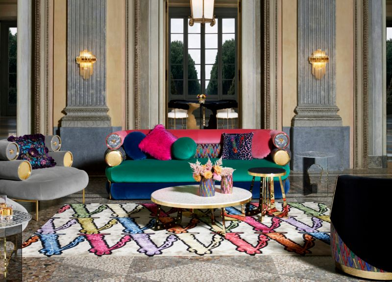 The Essence Of Luxury Living, Discover Versace's Home Collection 2020 (1) The Essence Of Luxury Living Discover Versaces Home Collection 2020 1