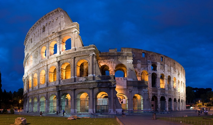 Iconic Buildings, See Before you Die, best design events, buckingham palace, burj khalifa, city guide, colosseum, empire state building   20 most famous and iconic buildings to see before you die 08 colosseum rome