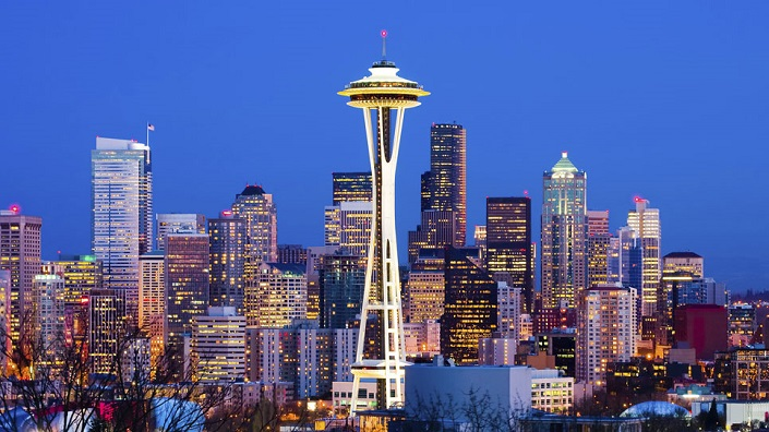 Iconic Buildings, See Before you Die, best design events, buckingham palace, burj khalifa, city guide, colosseum, empire state building   20 most famous and iconic buildings to see before you die 12 space needle seattle
