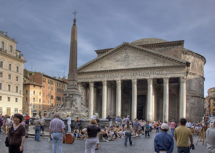 Iconic Buildings, See Before you Die, best design events, buckingham palace, burj khalifa, city guide, colosseum, empire state building   20 most famous and iconic buildings to see before you die 16 pantheon italy