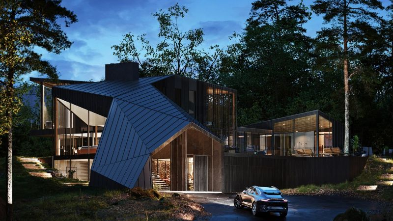 """Sylvan Rock"" Is The First Residential Project By Aston Martin"